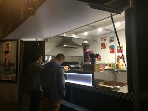 cab burger foodtruck le puy